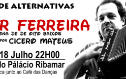 18JUL2015 - CONCERTO DE CEZAR FERREIRA