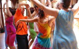 13JAN2016 - Exploração Movimento/ Dança