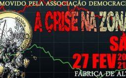 27FEV2016 - Debate sobre a crise da Zona Euro