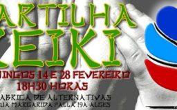 13MAR2016 - Partilhas de Reiki