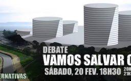 20FEV2016 - Vamos salvar o Jamor - Debate