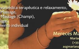 7ABR2016 - Massagem Ayurvédica terapêutica e relaxamento