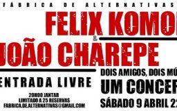 9ABR2016 - Concerto Felix Komoll & João Charepe