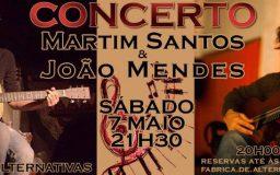 7MAI2016 - Concerto - Martim Santos e João Mendes