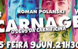 9JUN2016 - Cinema- Carnage de Roman Polanski