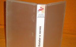 Lombada para caixa VHS