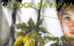26MAR2015 - O Odor da papaia verde