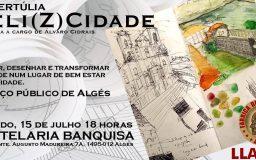 15JUL2017 - Feli(Z)cidade - Espaço público de Algés