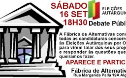 16SET2017 - Eleições Autárquicas