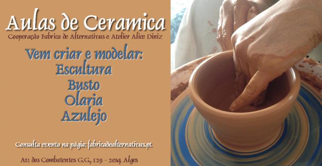 Aulas de Ceramica