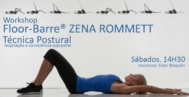 Floor-Barre - Técnicas de postura