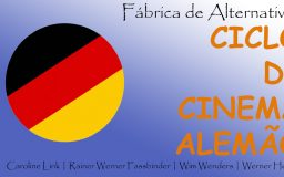Dezembro 2017 – Ciclo de cinema – Realizadores Alemães