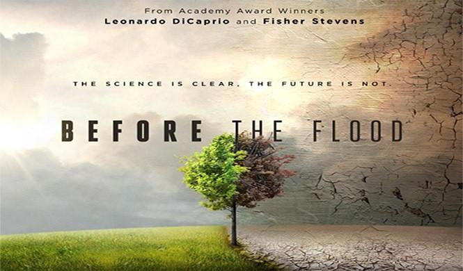 Cinema documental - Antes do dilúvio