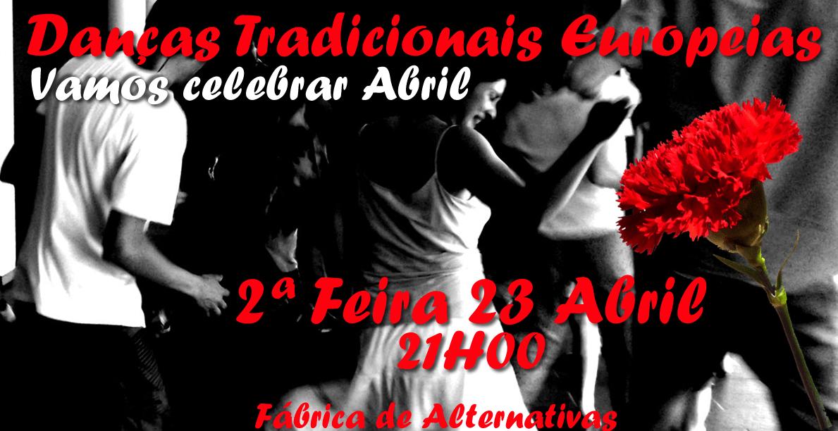 Danças Tradicionais Europeias (Especial)