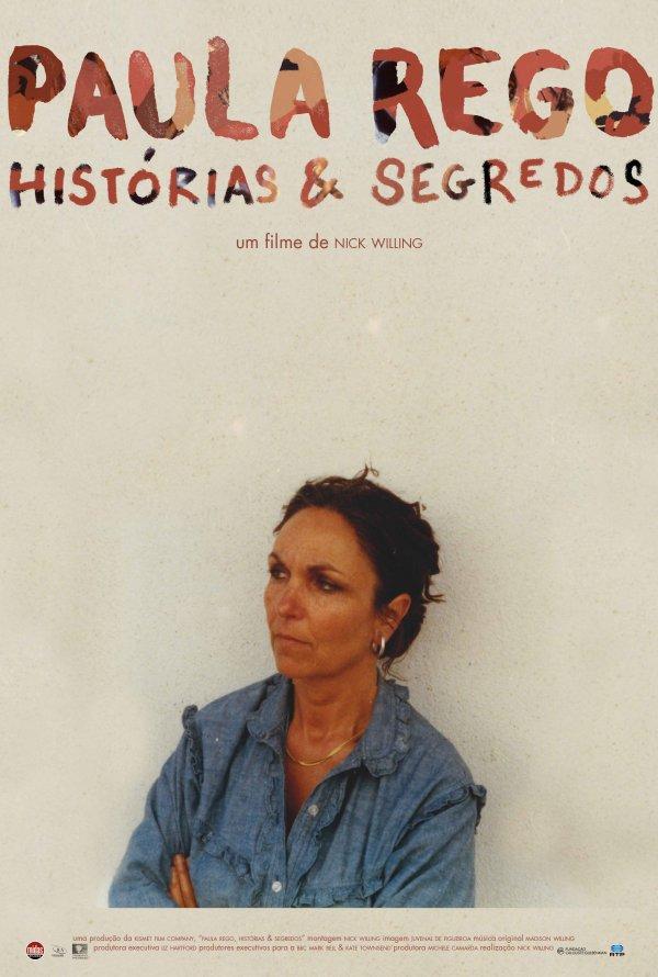 Cinema documental - Paula Rego, Histórias e Segredos