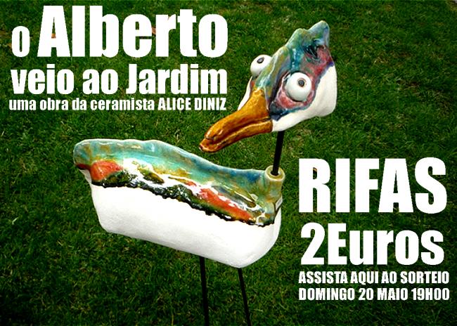 Sorteio do Pássaro Alberto