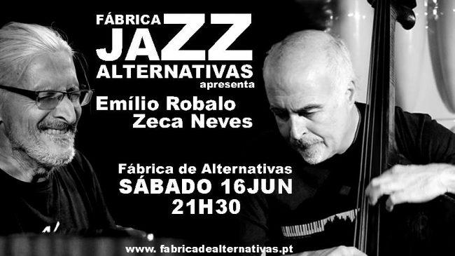 Concerto de Emílio Robalo & Zeca Neves
