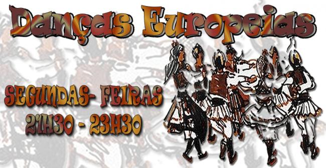 Danças Tradicionais Europeias