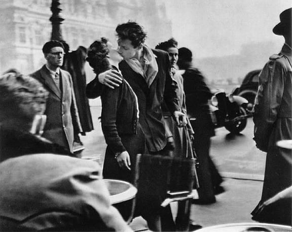 Robert Doisneau, o rebelde do maravilhoso  (5 semanas, 5 fotógrafos)