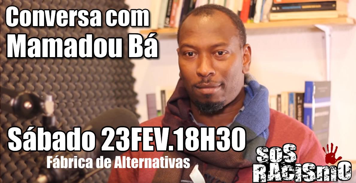 Conversa com Mamadou Bá