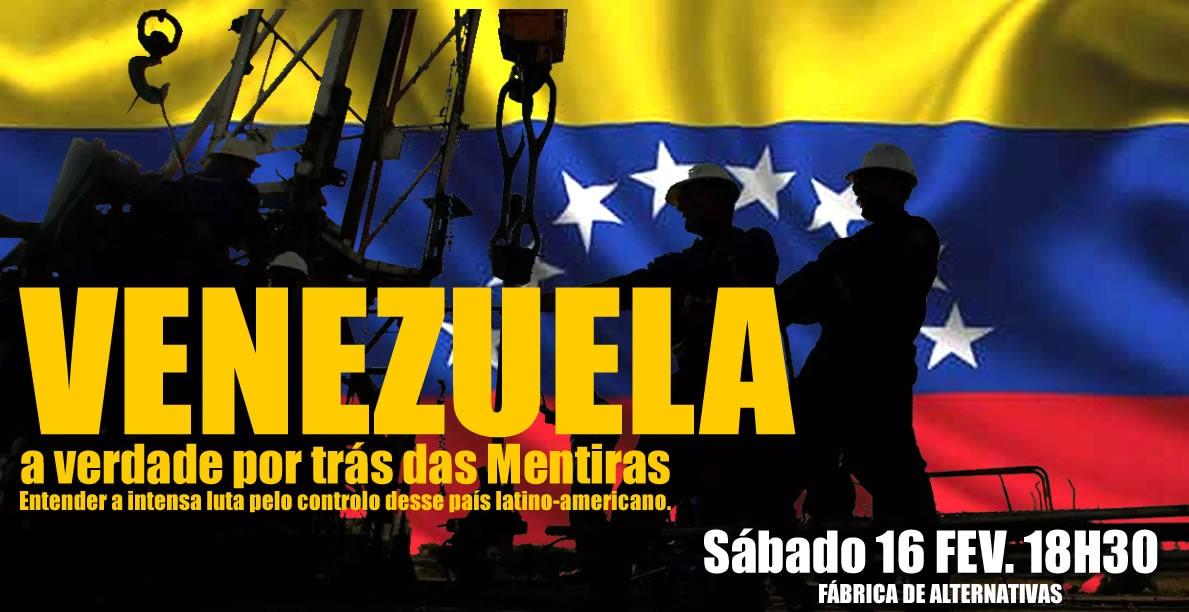 Venezuela - A verdade por trás das mentiras