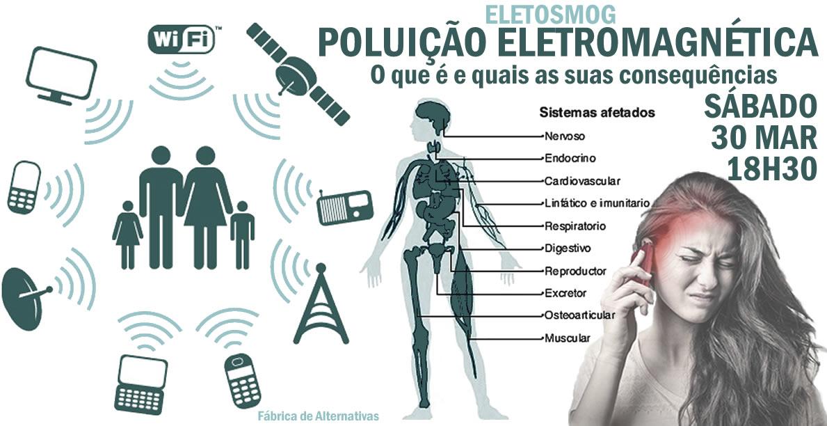 CONECTIVIDADE SEM LIMITES: QUAIS OS PERIGOS DO ELECTROSMOG?