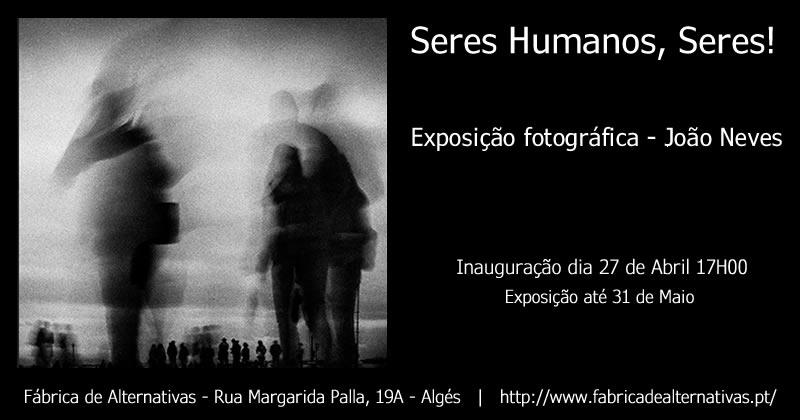 Exposição de Fotografia de João Neves